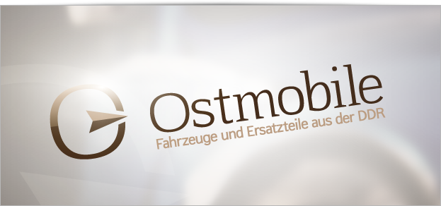 Logodesign Corporate Design Ostmobile Oldtimer Eberswalde