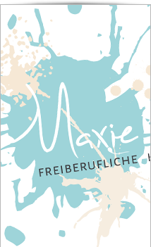 Logodesign Corporate Design Maxie Müns Stralsund